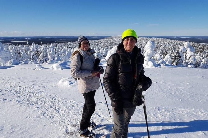 Snowshoeing in Pyha-Luosto Lapland