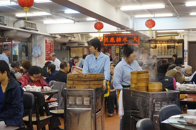 Small-Group Hong Kong Island Food Tour