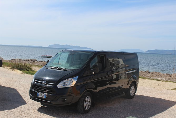 Transfer package from Palermo airport to Favignana (transfer + ticket + taxi)