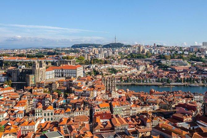 Porto City Tour Half Day - Private