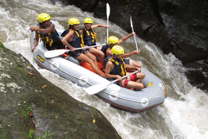 5 Star Ayung Rafting at Mason Adventures-Include Return Transfer And Lunch