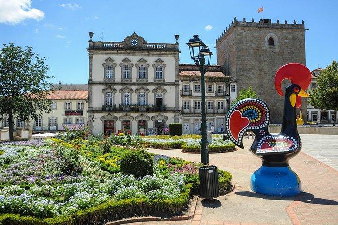 Barcelos: Tour Privado de Medio Día desde Oporto