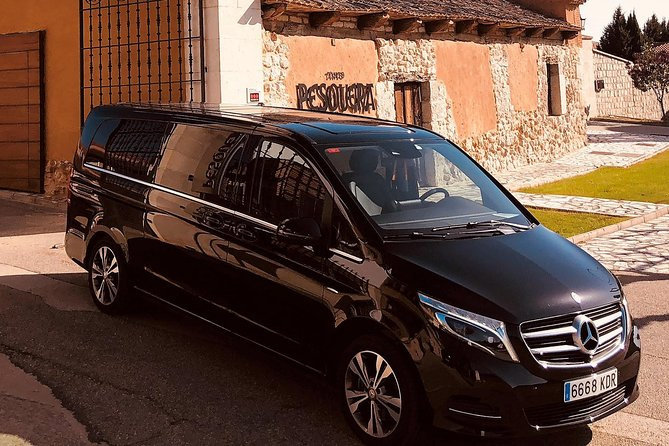 Private Transfer from Hotel - Madrid Train Station