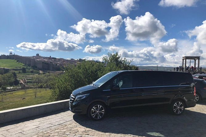 Private Transfer from Madrid Airport
