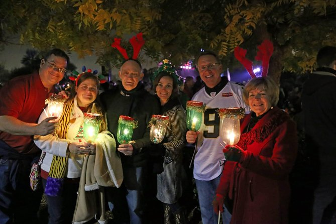 New Orleans Jingle Bells, Booze, History, Paranormal and Voodoo Walking Tour