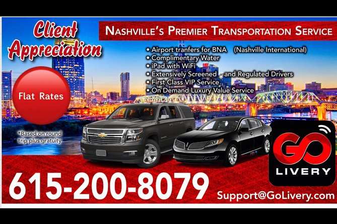 SUV Private BNA Transfer