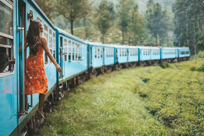 Adisham Rail Tour From Ella or Bandarawela