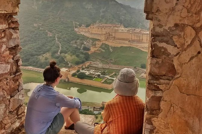 Four Day Private Golden Triangle Tour to Agra and Jaipur from New Delhi