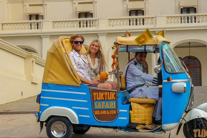 All Inclusive - Morning Beach Safari by TukTuk from Galle