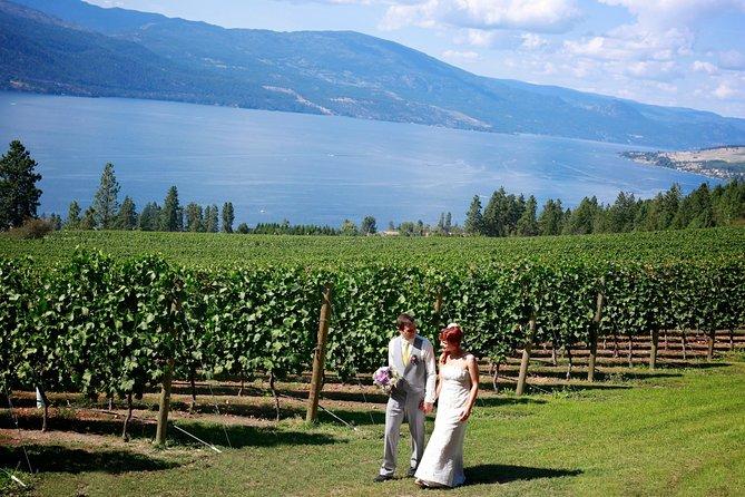 Okanagan Valley Romantic Wine Tasting Tour with Dinner Options