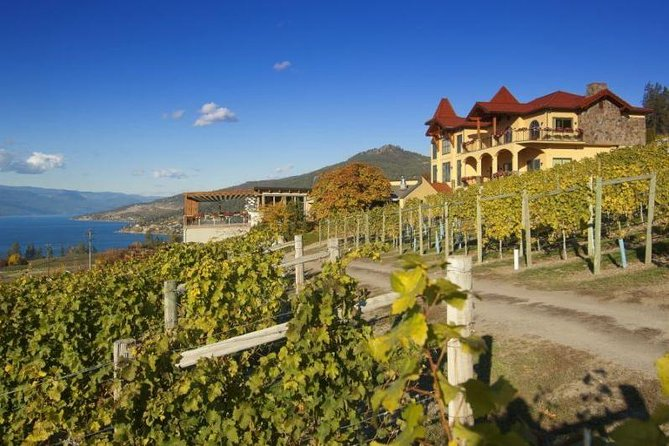 Okanagan Valley Full-Day Wine Tour