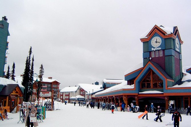 Big White Shuttle Service and Sightseeing