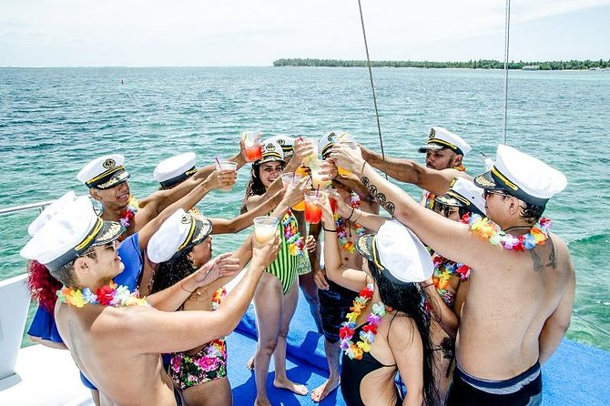 Booze Cruize Half Day From Punta Cana