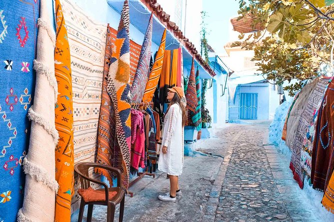 2 days private tour from Casablanca to chefchaouen