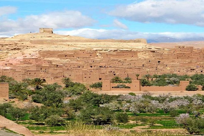 Private day tour to Ouarzazate and Unesco Kasbahs from Marrakech