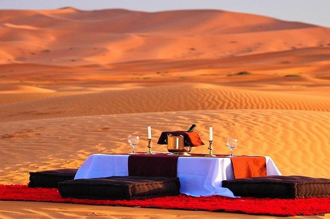 3 Days Desert tour from Marrakech to Merzouga including Camel ride and Kasbahs