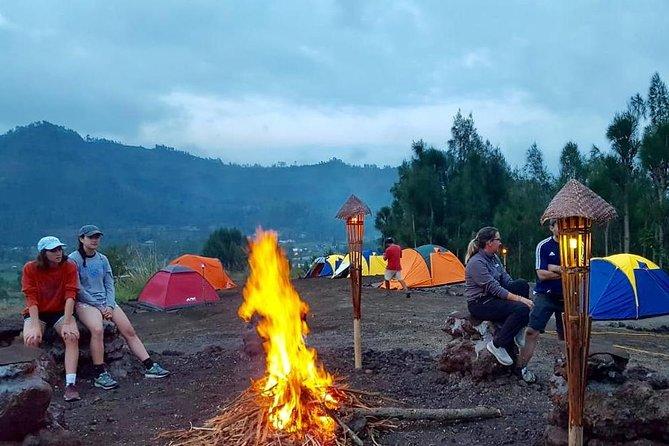 Overnight Camping & Mount Batur Sunrise Trekking