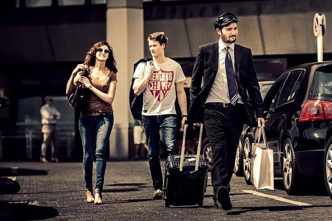 Private Transfer: Zurich to Lucerne
