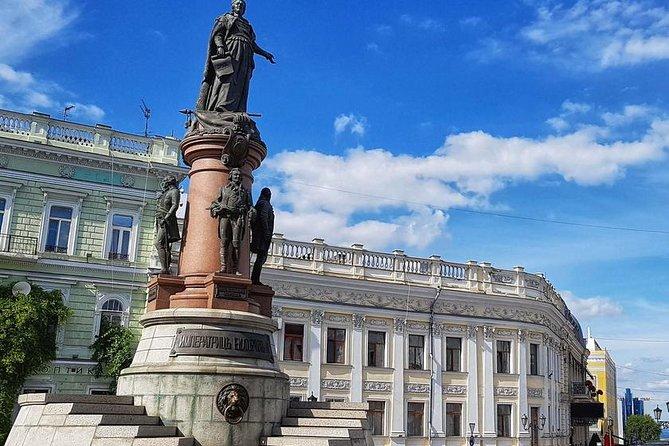 Ekaterina monument