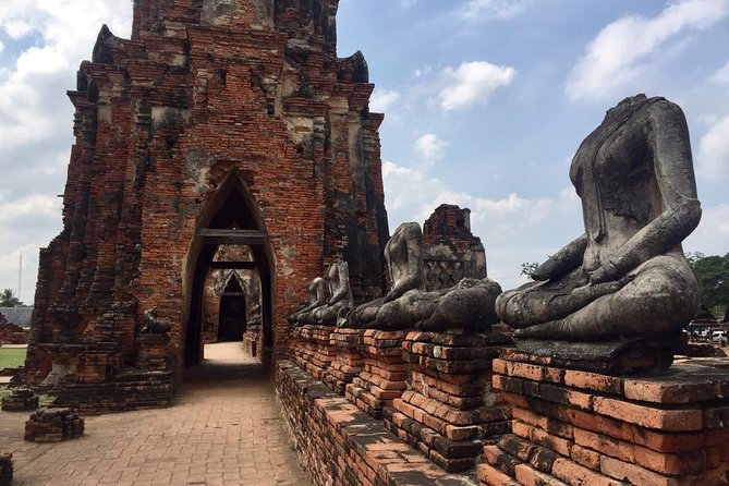 Private Tour: Ayutthaya Day Trip from Bangkok