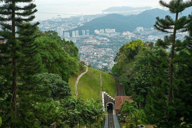 Half Day Penang Hill and the Kek Lok Si Temple