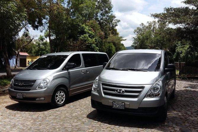 GROUND TRANSFER GUATEMALA CITY TO PANAJACHEL, LAKE ATITLAN