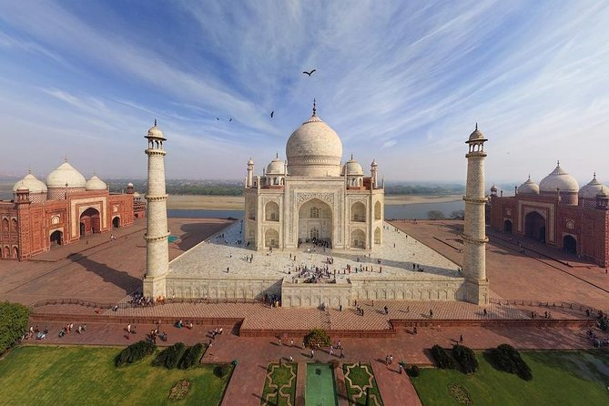 Delhi to Agra and Taj Mahal at Sunrise day Trip
