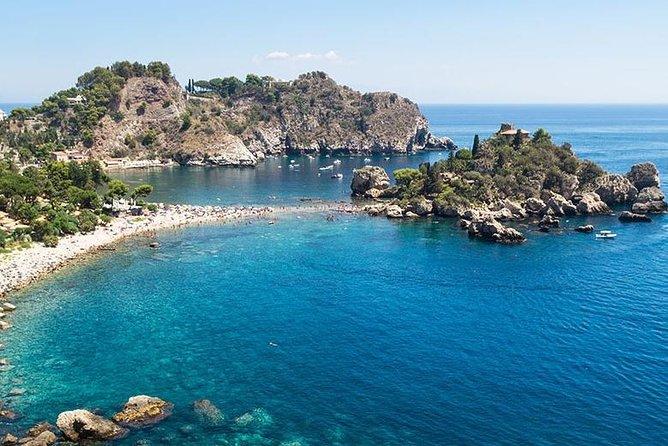 Best Of Messina Shore Excursion: Taormina, Naxos, Isolabella, Castelmola Tour