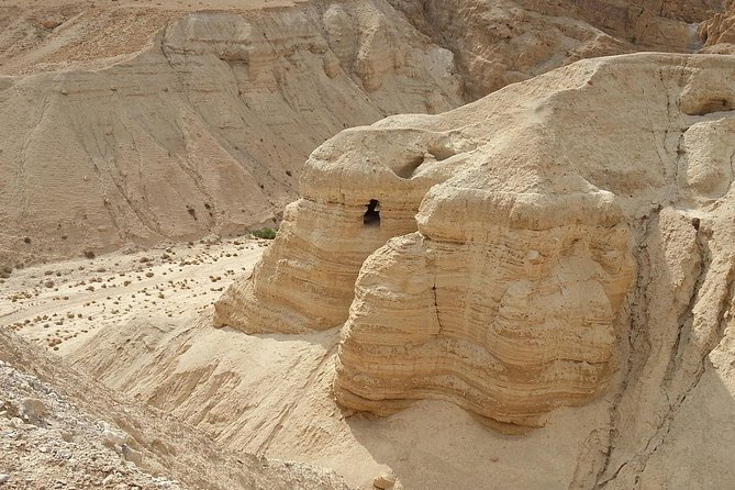 Qumran, Masada & Dead Sea Day Trip from Jerusalem