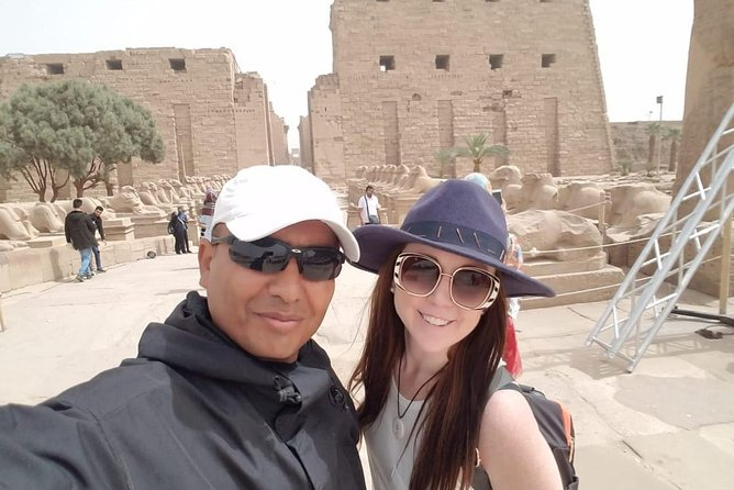 Private Full Day Tour to Luxor from Aswan