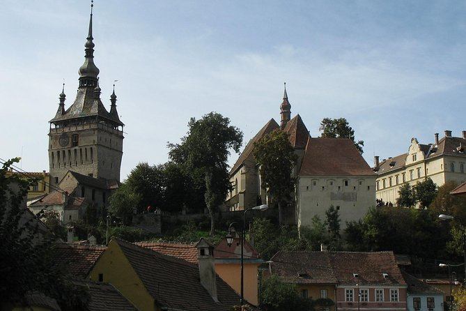 The Old Town in Sighișoara