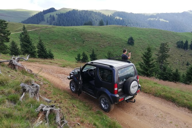 Half-Day 4x4 Tour in the Eastern Carpathians