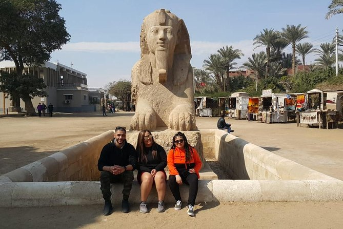 Cairo: Giza Pyramid, Sakkara & Memphis Full Day Guided Tour photo 3
