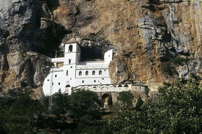 Ostrog Monastery tour