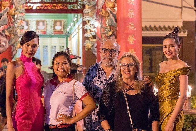 Bangkok Food Tour, Chinatown Street-Food Walking Tour by Night