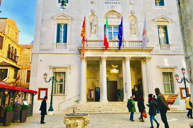 Private overview of Venice: 2-hour guided walking tour