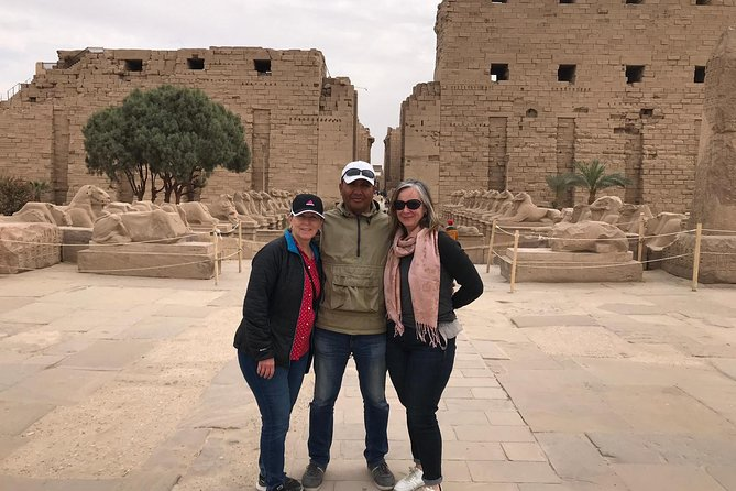 Luxor East Bank: Karnak and Luxor Temples