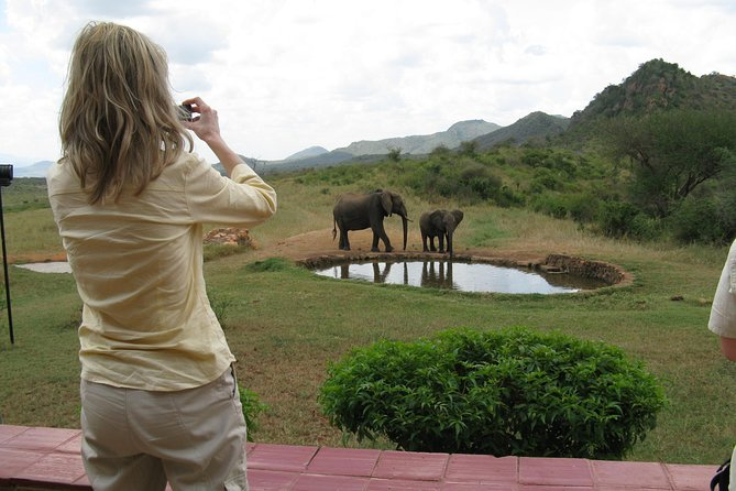 3 Days Tsavo East and West Adventure