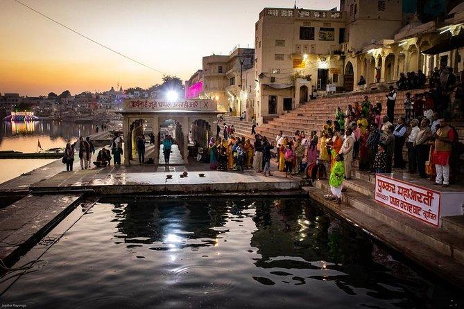 Same Day Tour of Pushkar From Jaipur