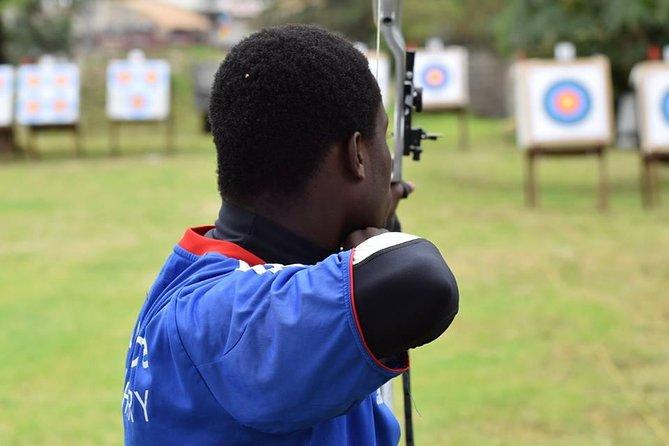 Archery in Nairobi, Kenya