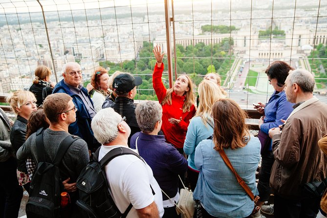 Skip the Line: Small-Group Eiffel Tower Sunset Tour photo 2