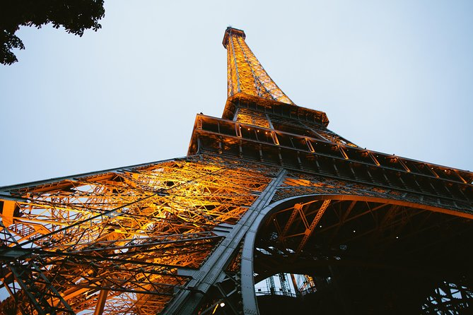 Skip the Line: Small-Group Eiffel Tower Sunset Tour photo 1