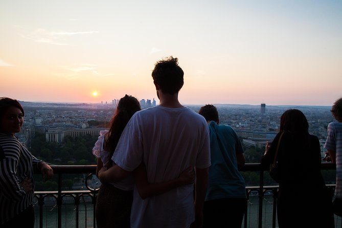 Skip the Line: Small-Group Eiffel Tower Sunset Tour photo 8