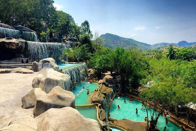 Full Day Private Tour To Doc Let Beach and Hot Spring Nha Trang photo 3