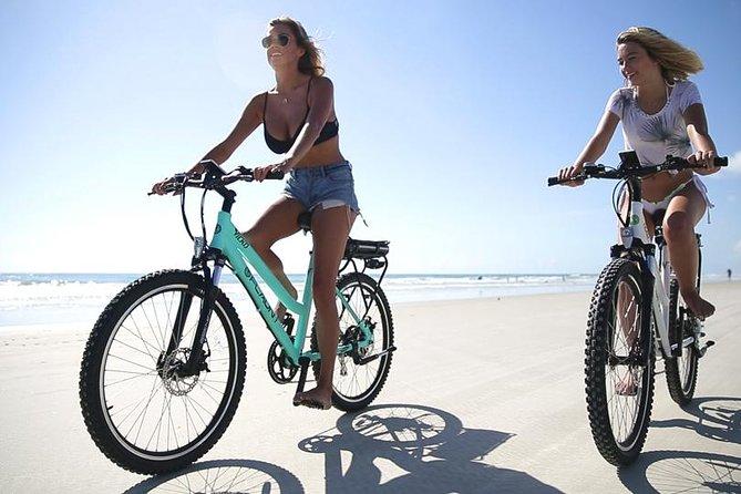 Electric Bike Rental Pub Crawl Tour for Four