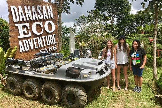 Danasan Eco Adventure Park Including Round-Trip Hotel Transfer