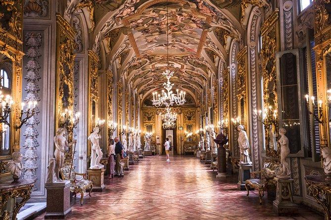 Skip the line: The Doria Pamphilj Gallery Entrance