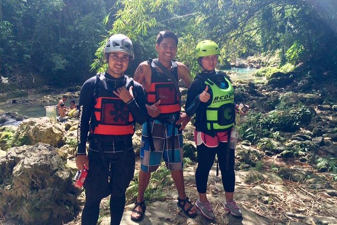 Oslob Whale Shark and Kawasan Falls Canyoneering Day Tour photo 2