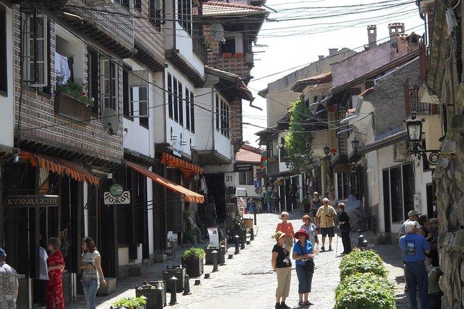 Private Day Trip to Veliko Tarnovo and Arbanasi