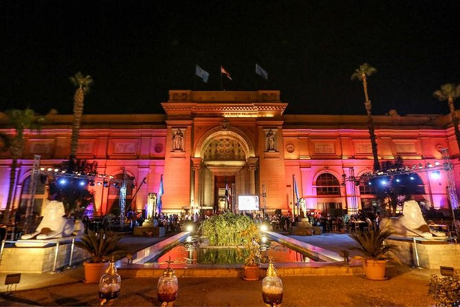 Egyptian Museum, Mohamed Ali Mosque and Citadel